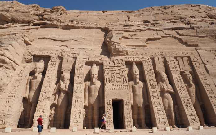 trip hurghada naar Luxor