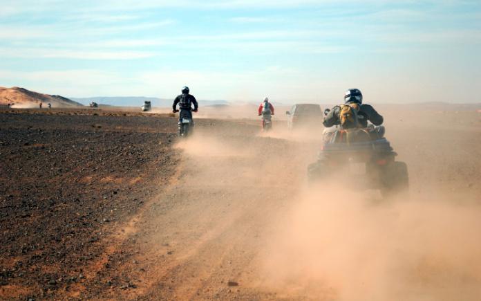 woestijnsafari quad dingen om te doen Hurghada