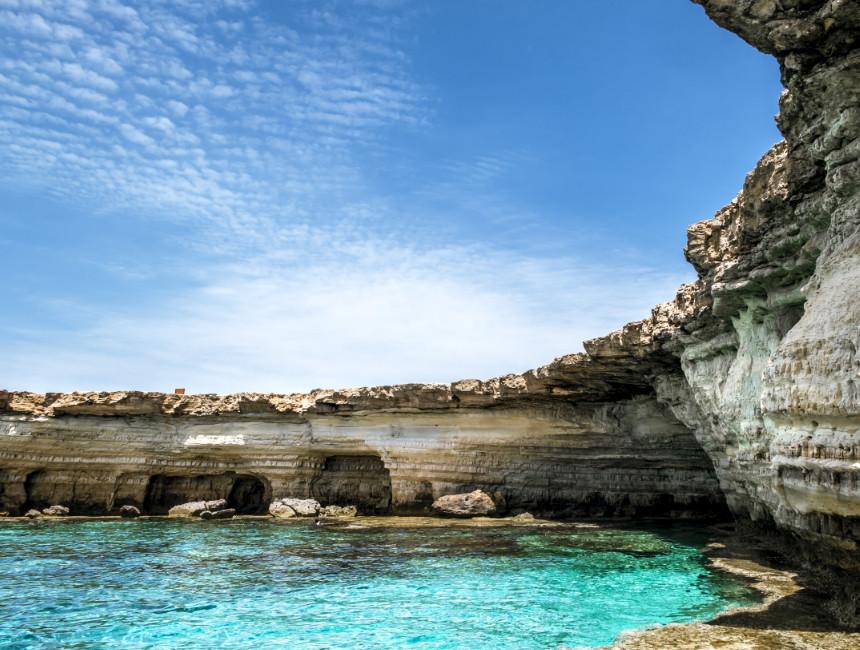 bezienswaardigheden Cyprus Cape Greco