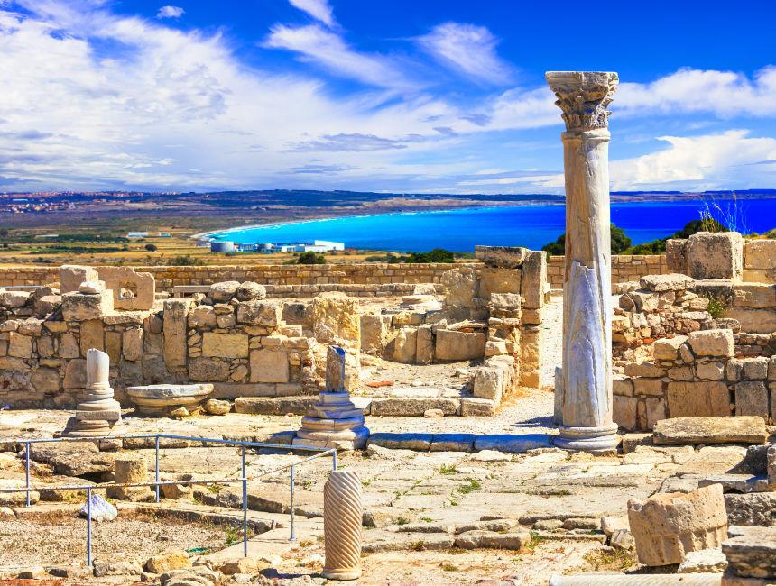 wat te doen op Cyprus Kourion