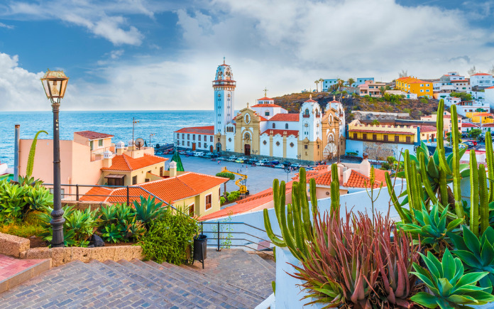 Candelaria bezienswaardigheden Tenerife