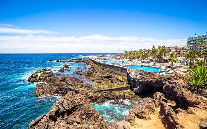 Lago Martianez bezienswaardigheden Tenerife