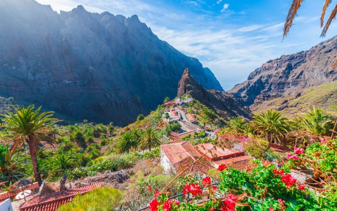 Masca bezienswaardigheden Tenerife