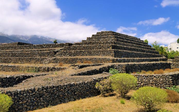 bezienswaardigheden Tenerife piramides Guimar