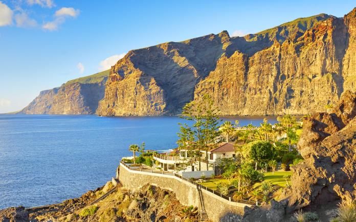 Wat te doen op Tenerife Gigantes kliffen