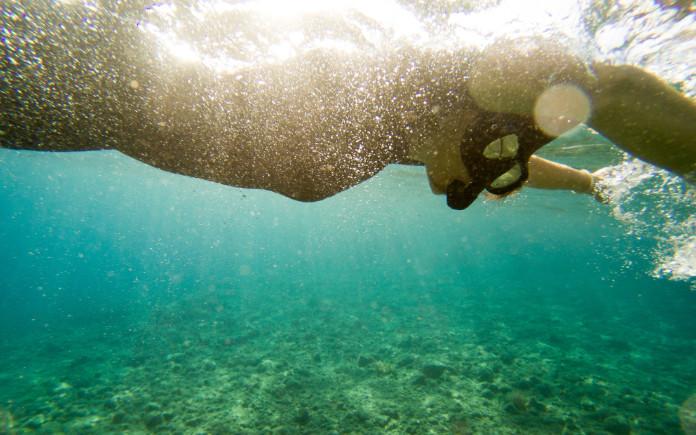 excursies gran canaria snorkelen las canteras beach