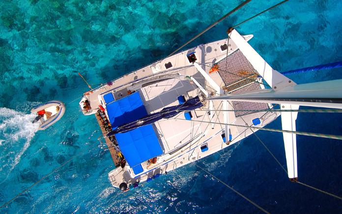 gran canaria excursies catamaran boottocht